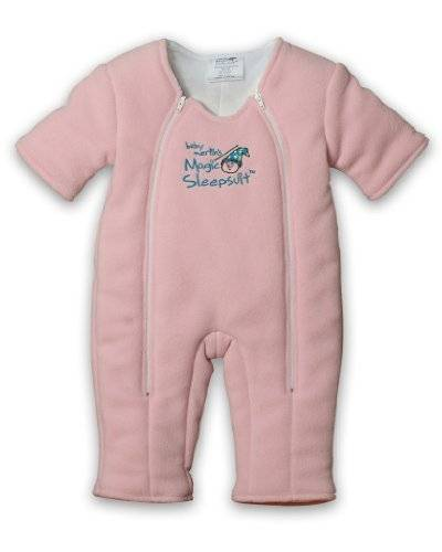 Baby Merlin's Magic Sleepsuit 3-6 months - Pink Small Color: Pink Size: 3-6 months (12-18 lbs.) (Baby/Babe/Infant - Little ones)
