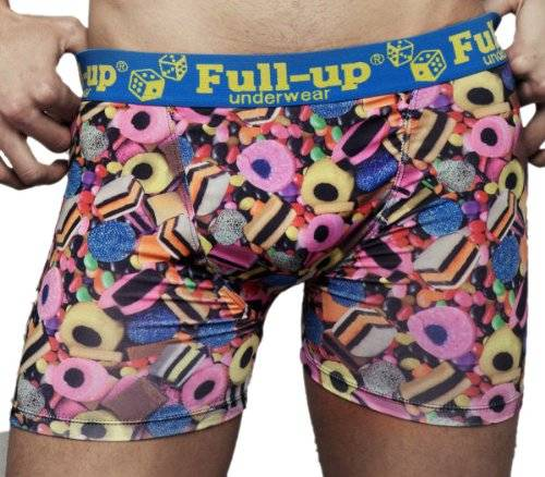 Full-up BOXER FULL-UP BONBON TAILLE SMALL