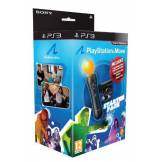 Sony Pack découverte PlayStation Move (Manette + camera PlayStation Eye + disque démo) [import anglais] PlayStation 3