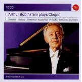 Rubinstein joue Chopin (Coffret 10 CD)