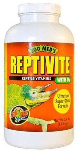 Pet Supplies Online Zoo Med Reptivite, with Vitamin D3, 8-Ounce