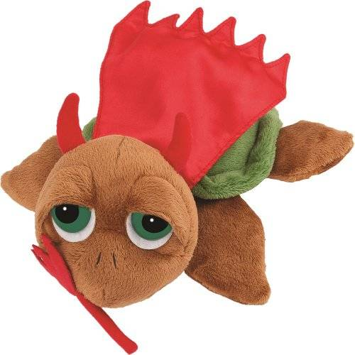 Suki Lil Peepers ... Devil The Brown & Green Turtle 14192 small