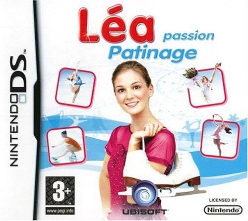 Léa passion patinage [NDS] - Uncut