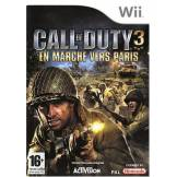 ACTIVISION Call Of Duty 3 : En marche vers Paris Nintendo Wii