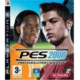 Konami P3 Cc Konami PES 2008 : Pro Evolution Soccer PlayStation 3