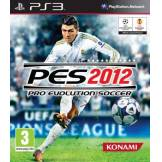Konami PES 2012 : Pro Evolution Soccer PlayStation 3