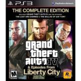 Take 2 GTA IV : episodes from Liberty City - édition intégrale PlayStation 3