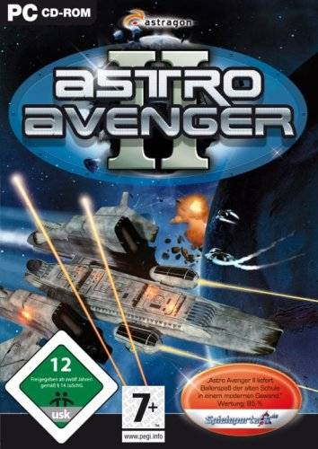 Diverse Astro Avenger II [Import allemand] PC