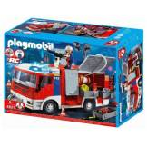 PLAYMOBIL 4821 - Fourgon d intervention de pompier Jeu de construction
