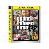 TAKE TWO GTA IV Platinum PS3 Jeu PS3
