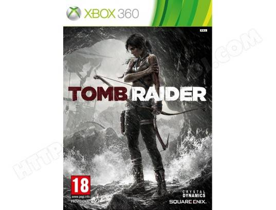 SQUARE ENIX Tomb Raider Edition Limit�e Combat Strike Xbox 360 Jeu Xbox 360