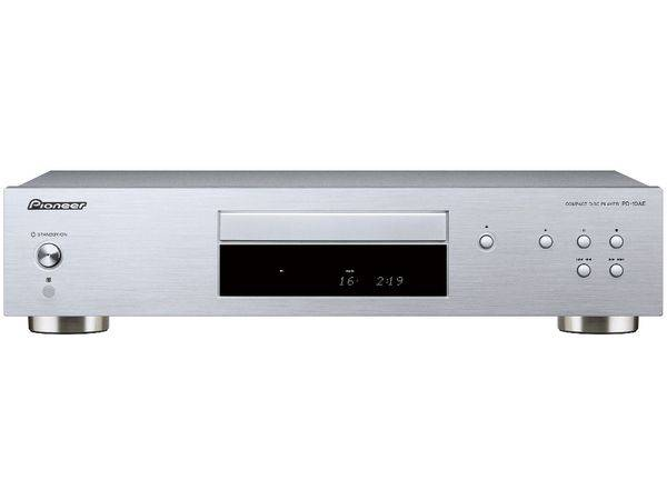 PIONEER PD-10 AE Silver