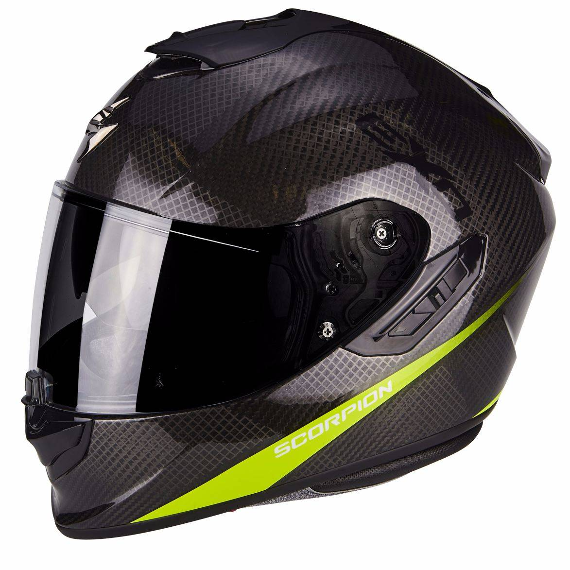 Scorpion Exo Casque Scorpion Exo EXO-1400 CARBON AIR PURE