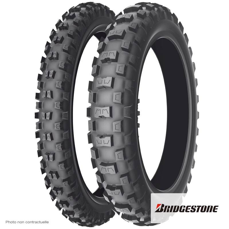 Bridgestone Pneumatique Bridgestone MOTOCROSS M403 60/100 - 14 (30M) TT
