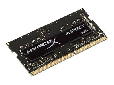 Hyperx impact - ddr4 - 8 go - so dimm 260 broches - 2933 mhz / pc4-23400 - cl...