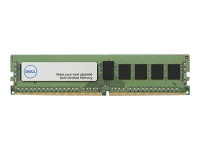 Dell - ddr4 - 16 go - dimm 288 broches - 2666 mhz / pc4-21300 - 1.2 v - mémoi...