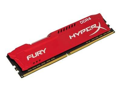 Hyperx fury - ddr4 - 8 go - dimm 288 broches - 3200 mhz / pc4-25600 - cl18 - ...