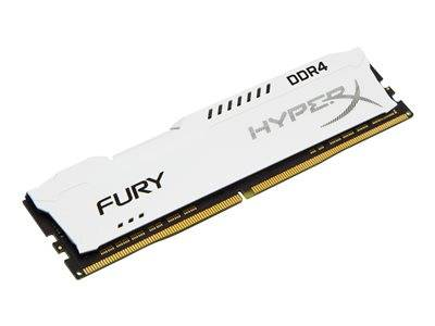 Hyperx fury - ddr4 - 8 go - dimm 288 broches - 3466 mhz / pc4-27700 - cl19 - ...