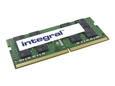 Integral - ddr4 - 16 go - so dimm 260 broches - 2400 mhz / pc4-19200 - cl17 -...