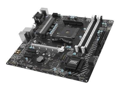 Msi a320m bazooka - carte-mère - micro atx - socket am4 - amd a320 - usb 3.1 ...