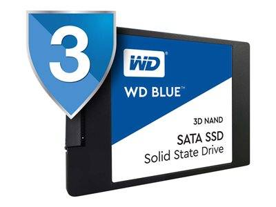 Wd blue 3d nand sata ssd wds500g2b0a - disque ssd - 500 go - interne - 2.5