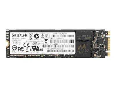 Hp turbo drive g2 - disque ssd - 256 go - interne - m.2 2280 - pci express 3....