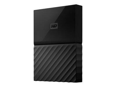 Western digital Wd my passport for mac wdbp6a0040bbk - disque dur - chiffré - 4 to - externe ...