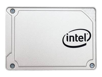 Intel solid-state drive 545s series - disque ssd - chiffré - 256 go - interne...