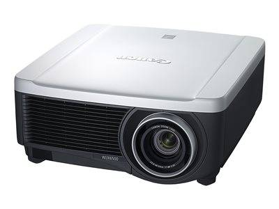 Canon xeed wux6500 - projecteur lcos - 6500 lumens (blanc) - 6500 lumens (cou...