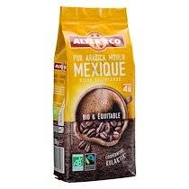 Alter eco Café moulu mexique alter eco - paquet de 260 g