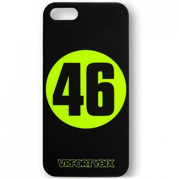 VR 46 Cover Number VR46 I-Phone 5 - 5s