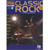 Hal Leonard Drum Play-Along Classic Rock