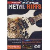 Music Sales Learn 20 Killer Metal Riffs