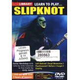 Music Sales Learn To Play SlipKnot