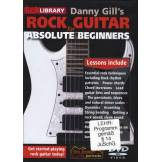 Music Sales Rock Guitar Absolute Beginners