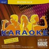 World of Karaoke Deutsche Songs Vol. 8