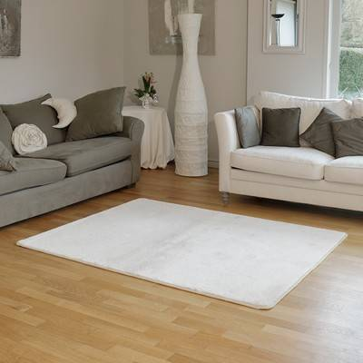 Tapis moelleux luxe