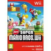 NINTENDO New Super Mario Bros Wii Select