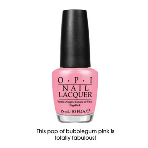 O.P.I Vernis OPI Chic From Ears To Tail