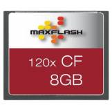 Technaxx Carte mémoire Maxflash Compact Flash (CF) 120x 8 Go