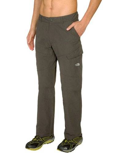 The North Face Triberg Pantalon convertible pour homme Gris Anthracite Taille 46