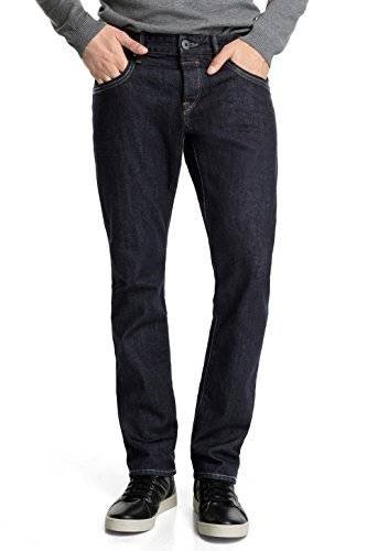 edc by ESPRIT Stone Washed - Jeans - Slim - Homme - Bleu (C RINSE USED 993) - W31/L36 (Taille fabricant: 31 36)