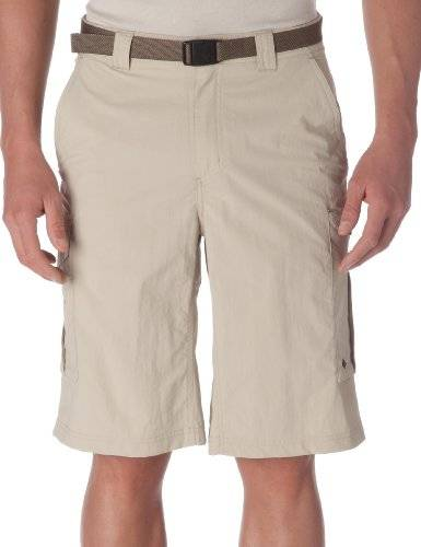 Columbia Silver Ridge Cargo Short homme Fossil 46 (US 36)