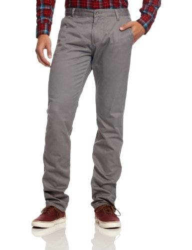 Dockers - Pantalon - Tapered - Homme - Gris (Gravel 0006) - FR: 36/30 (Taille fabricant: 36/30)