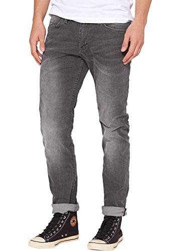 S.Oliver 08.408.71.7152 - Jeans - Slim - Homme - Gris (Grau 95Z4) - W34/L30 (Taille fabricant: 34)