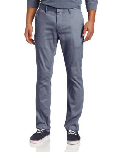 Altamont Davis Slim Chino Pantalon homme Harbor Blue FR : 41/42 (Taille Fabricant : 32)