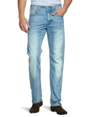 G-star - Jean - Coupe Droite - Homme - Bleu (Lt Aged 424) - FR : 32W/34L (Taille fabricant : 32/34)