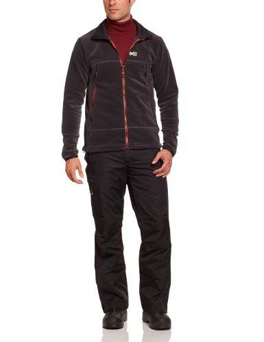 Millet Great Alps Pull polaire Homme Castelrock/flamme FR : S (Taille Fabricant : S)
