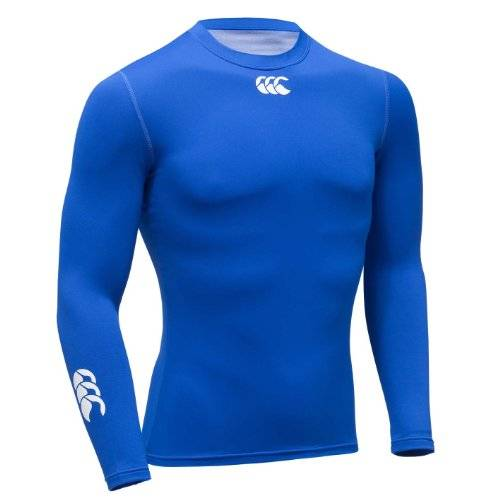 Canterbury Cold Long Sleeve Top Baselayer homme Olympian Blue XXL