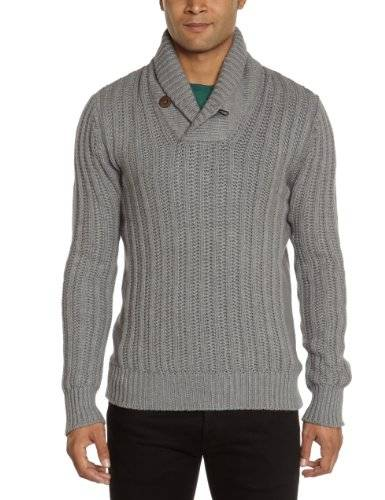 Oxbow Sanwer Pullover homme Heather Grey FR : XXL (Taille Fabricant : XXL)
